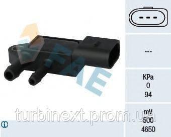 Датчик давления выхлопных газов VW T5 2.5TDi 4motion/Passat 1.9/2.0TDI 05- FAE 16103