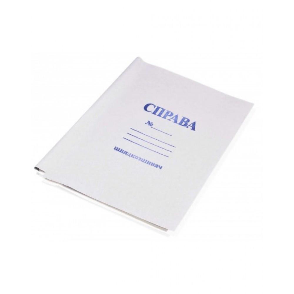Папка-швидкозшивач картонна А4 4B07-03