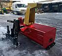 Снегоуборщик шнековый для мототрактора ТМ Володар  (захват 120 см, привод слева), фото 3