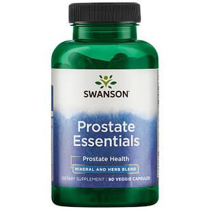 Swanson Prostate Essentials, 90 капс