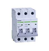 Автоматический выключатель Noark 6кА, х-ка B, 2А, 3P, Ex9BN, 100046