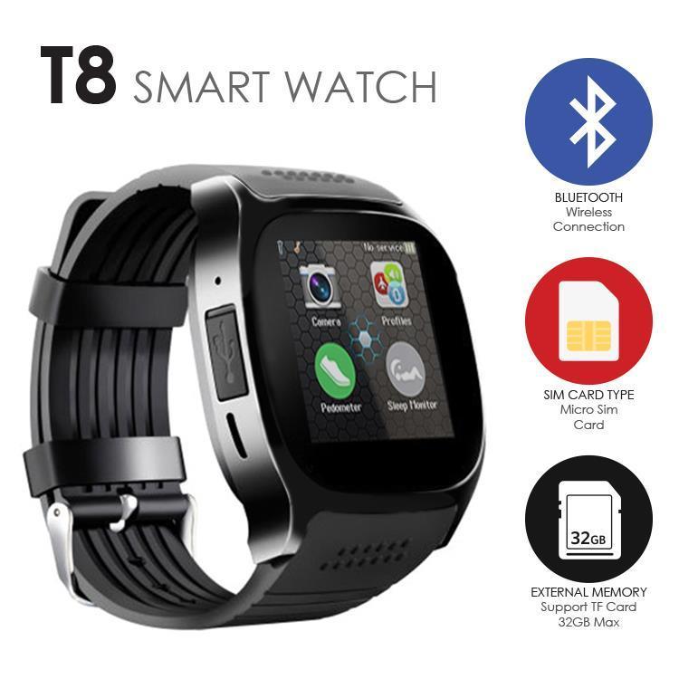 Смарт часы (Smart Watch) Умные часы T8