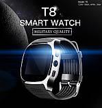 Смарт часы (Smart Watch) Умные часы T8, фото 2