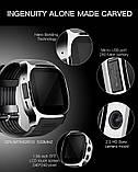 Смарт часы (Smart Watch) Умные часы T8, фото 4