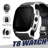 Смарт часы (Smart Watch) Умные часы T8, фото 7