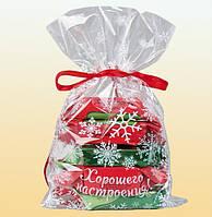 Полипропиленовые пакеты для новогодних сувениров и сладостей