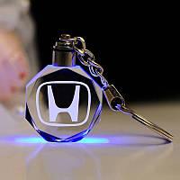 Брелок c подсветкой Honda