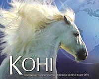 Коні. Походження та характеристики 100 порід коней зі всього світу