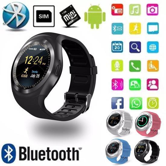 Смарт часы (Smart Watch) Умные часы Y1