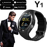 Смарт часы (Smart Watch) Умные часы Y1, фото 7