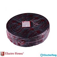 ЕН-10 Коаксиальный кабель CSS 0,75 100% экран ПВХ ElectroHouse, фото 1