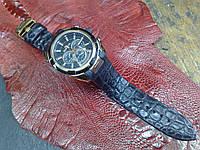 Ремешок из Крокодила для часов QUANTIUM , фото 1