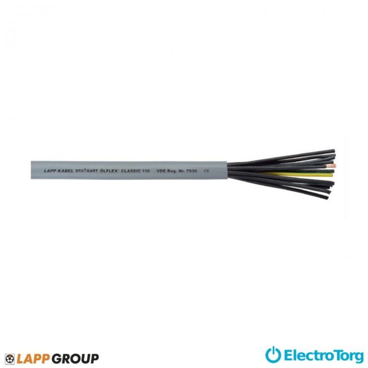 Кабель OLFLEX CLASSIC 110 9G1,5 Lapp Group