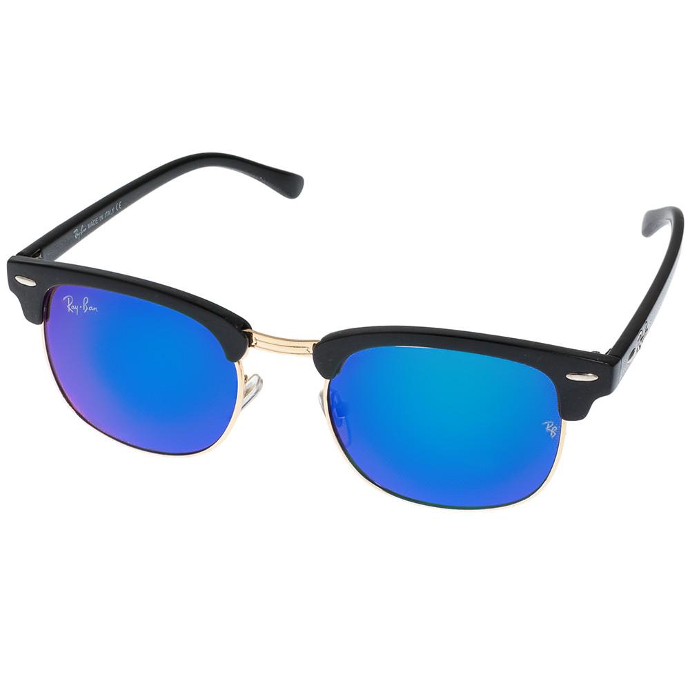 Очки Ray Ban 3016 Clubmaster, pl. lenses blue