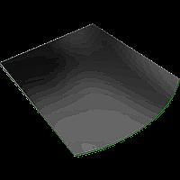 Стеклянная поставка под печь, фото 1
