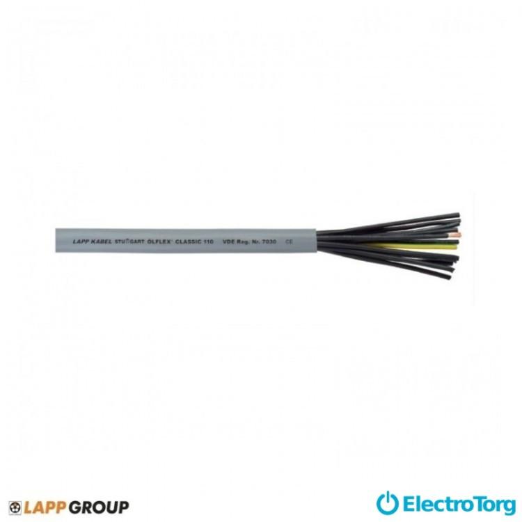 Кабель OLFLEX SMART 108 4G0,75 Lapp Group