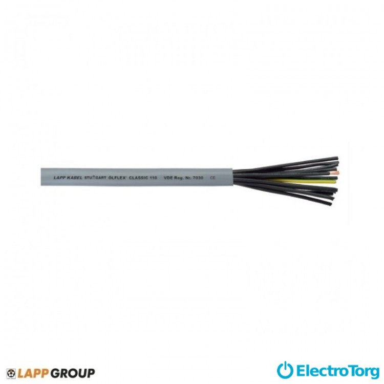 Кабель OLFLEX SMART 108 4G1,5 Lapp Group