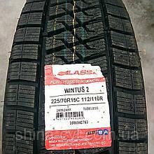 Зимові грузові шини 225.70.R15 Lassa wintus 2