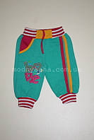 Штани спортивні для дівчинки 6-18 місяців