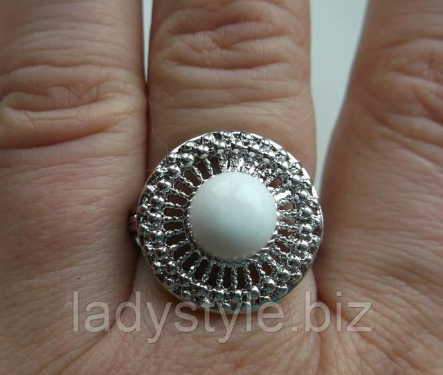 купить серебряный комплект с натуральным кахолонгом украшения кахолонг