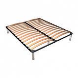 Кровать LOZ160 (каркас) Ларго Классик, БРВ, фото 2