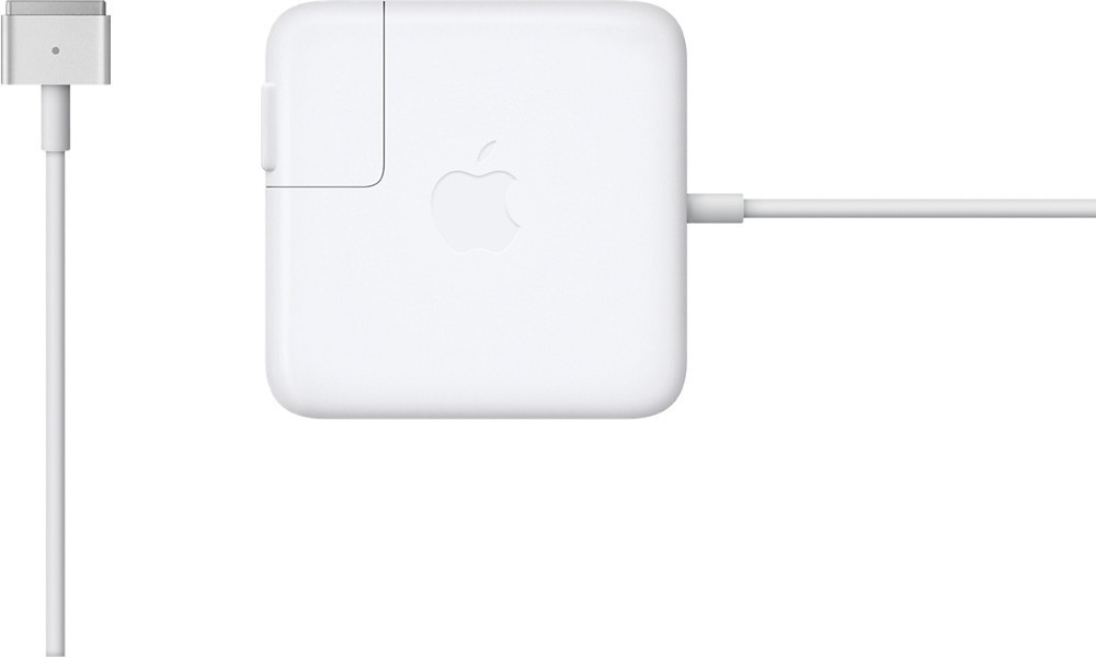 Блок питания 16.5V 3.65A 60W (T-pin) MagSafe 2 для ноутбука Apple MacBook Pro 17/15/13/ и MacBook Air 13/11