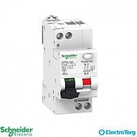 Дифференциальный автоматический выключатель DPN N VIGI 6КА 25A C30МA Schneider Electric