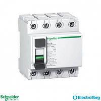 Дифференциальный автоматический выключатель DPN N VIGI 3P+N 30MA 32A C AC Schneider Electric