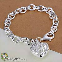 браслет тиффани серебро оригинал купить недорого у проверенных