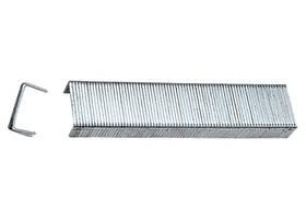 Скобы, 6 мм, для мебельного степлера, закаленные, тип 53, 1000 шт .// MTX MASTER 412069