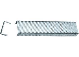 Скобы, 12 мм, для мебельного степлера, закаленные, тип 53, 1000 шт .// MTX MASTER 412129