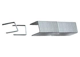 Скоби, 10 мм, для меблевого степлера, загострені, тип 53, 1000 шт .// MTX 411409