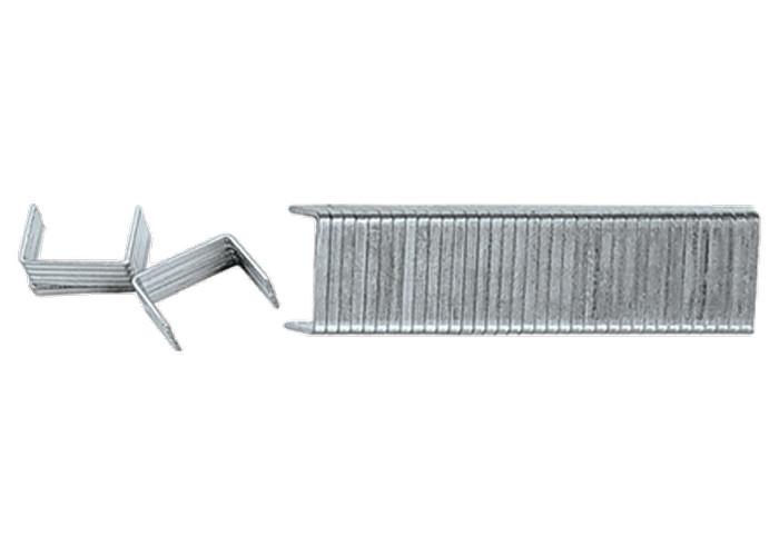 Скобы, 12 мм, для мебельного степлера, закаленные, тип 140, 1000 шт .// MTX MASTER 413129