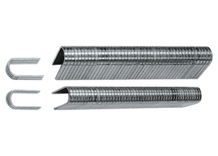 Скобы, 12 мм, для кабеля, закаленные, для степлера 40905, тип 28 1000 шт .// MTX MASTER 414109