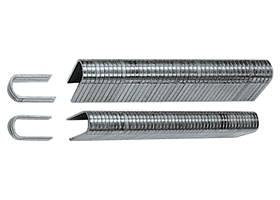 Скобы 12мм (6,3*1,25мм) для кабеля Т28 1000шт. закаленные // MTX MASTER 414109