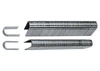 Скобы, 12 мм, для кабеля, закаленные, для степлера 40901, тип 36, 1000 шт .// MTX MASTER