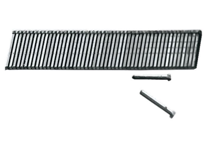 Гвозди, 12 мм, для мебельного степлера, со шляпкой, тип 300, 1000 шт .// MTX MASTER 415129