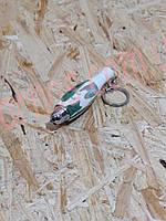 Фонарь-брелок с лазером Weiv LED key chain (W-1)