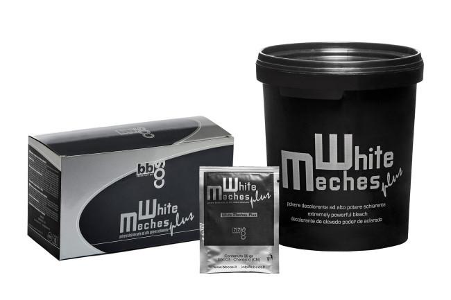 Осветляющая пудра White Meches Plus Bleaching Powder , 500 гр