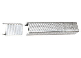 Скоби, 10 мм, для меблевого степлера, тип 53, 1000 шт .// SPARTA 41613