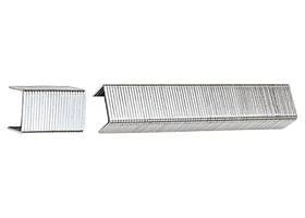 Скобы, 10 мм, для мебельного степлера, тип 53, 1000 шт .// SPARTA 41613