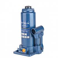Домкрат гидравлический бутылочный, 6 т, h подъема 216-413 мм // STELS