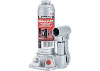 Домкрат гидравлический бутылочный, 2 т, h подъема 181-345 мм // MTX MASTER
