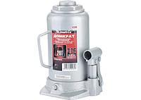 Домкрат гидравлический бутылочный, 20 т, h подъема 242-452 мм // MTX MASTER