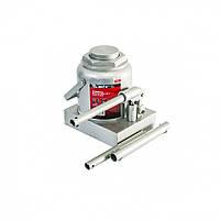 Домкрат гидравлический бутылочный, 50 т, h подъема 236-356 мм // MTX MASTER