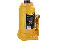 Домкрат гидравлический бутылочный, 20 т, h подъема 250-470 мм // SPARTA