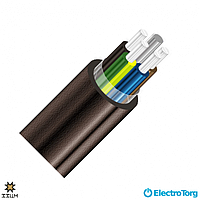 Кабель АВВГнг 5х2.5 ЗЗЦМ Electro Cable Group (ECG)