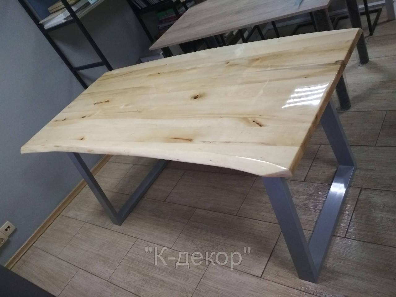 стол Loft стол в наличиистол письменныйстол обеденный стол из дерева и металла
