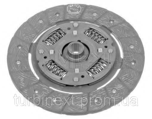 Диск сцепления Opel Ascona C, Astra F, Kadett E, Vectra A 81-95 (d=215mm) MEYLE 617 215 2400