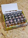 Фонарь-брелок Weiv LED key chain (W-2), фото 5
